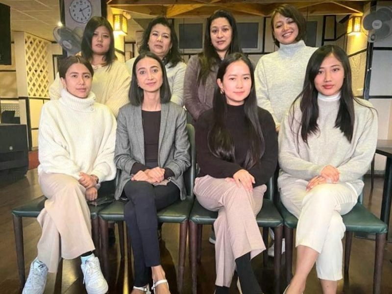 Sikkimese women raise Rs 50k in 24 hours for sanitary pad donation