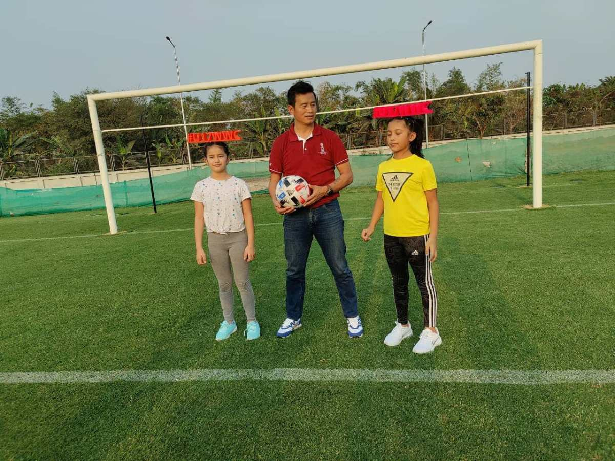 Sikkim: No hospital at the cost of playground, says Bhaichung Bhutia