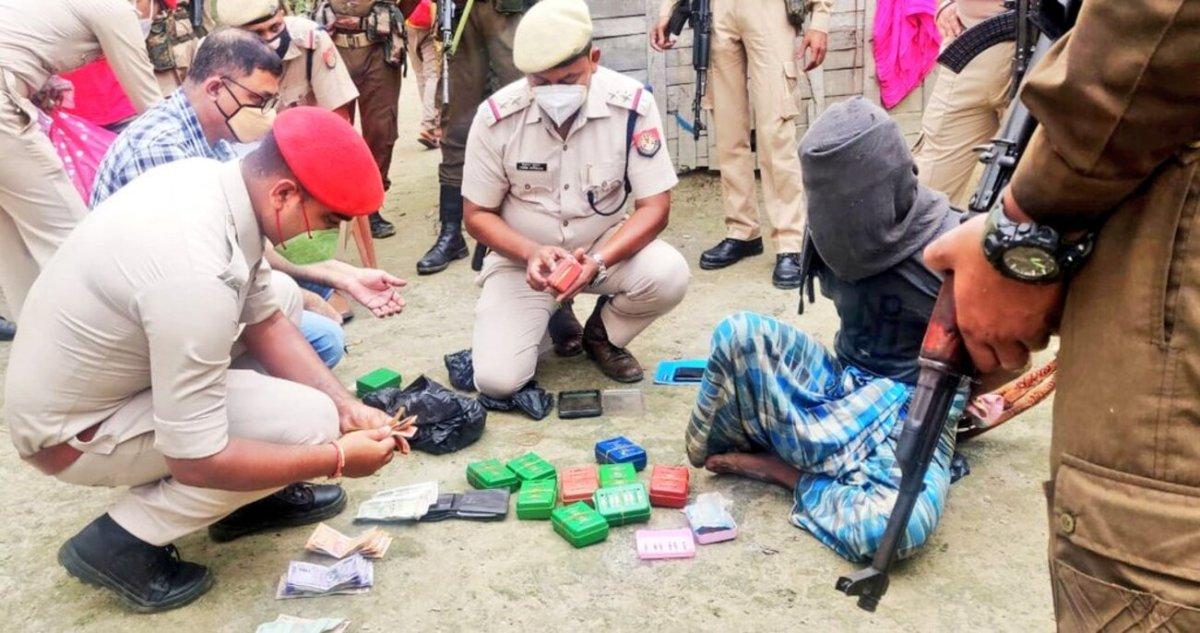 Over 450 arrested in Assam following crackdown on drug dealers: Police
