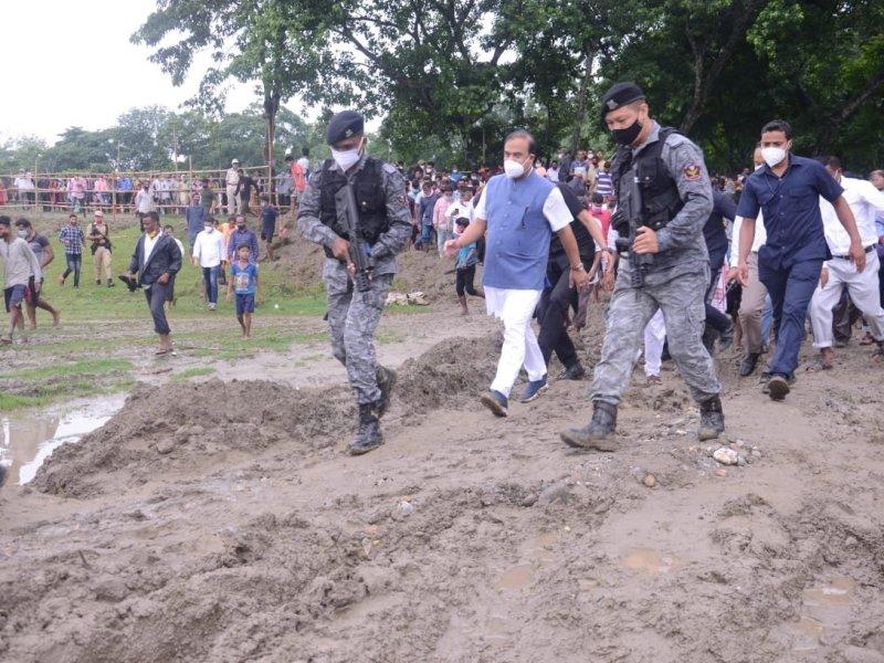Assam CM okays rehabilitation scheme for 4,036 NDFB cadres