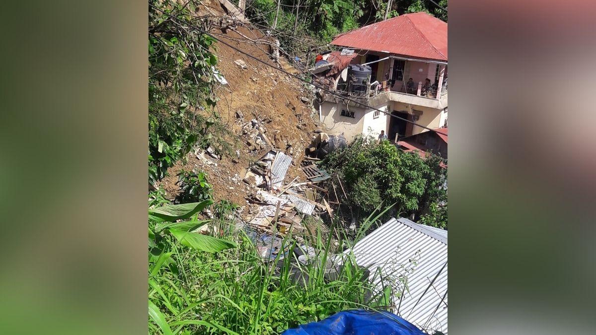 Mizoram: 4 children, including 3-year-old killed in massive landslide