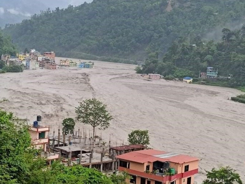 1 Indian, 2 Chinese workers killed in flood in Nepal