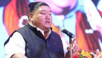 Nagaland minister Temjen Imna Along regrets remarks on Naga issue