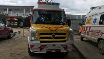 Ambulance services Tripura