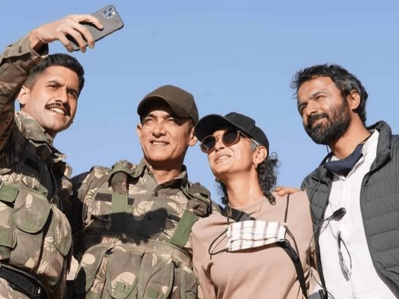 Aamir Khan productions denies 'Laal Singh Chaddha' crew littered Ladakh set