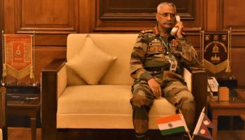 Army Chief Gen Naravane speaks to Nepalese counterpart