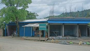 Assam Meghalaya border