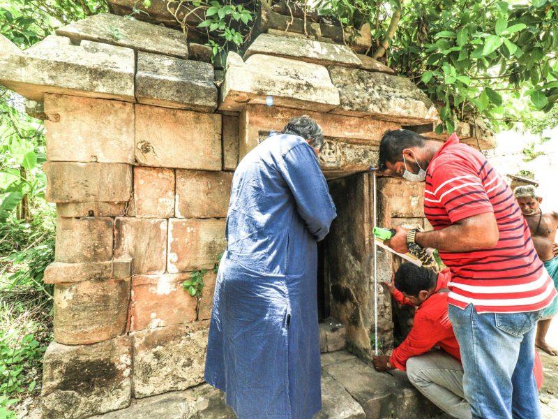 Centuries-old post-Gupta-era temple discovered near Pipili: INTACH