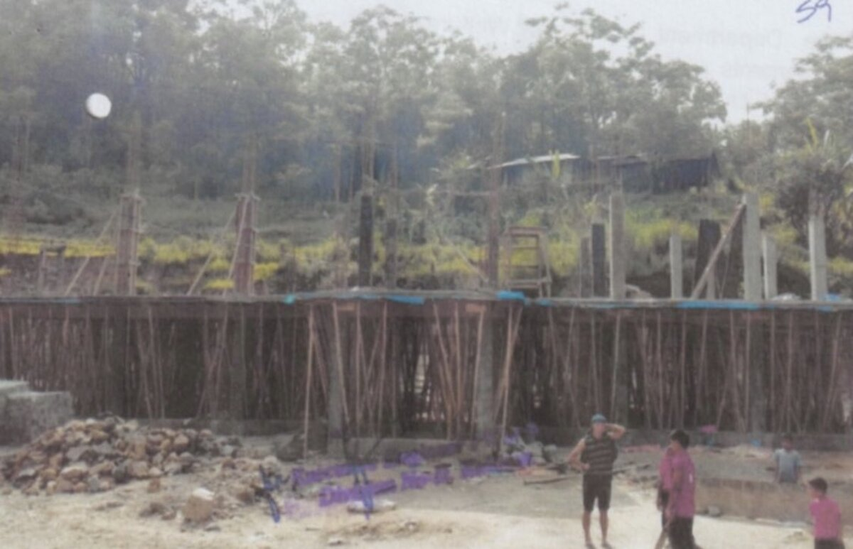 Rs 2.84-cr infra project at Kohima orphanage lies abandoned as NEC closes funding