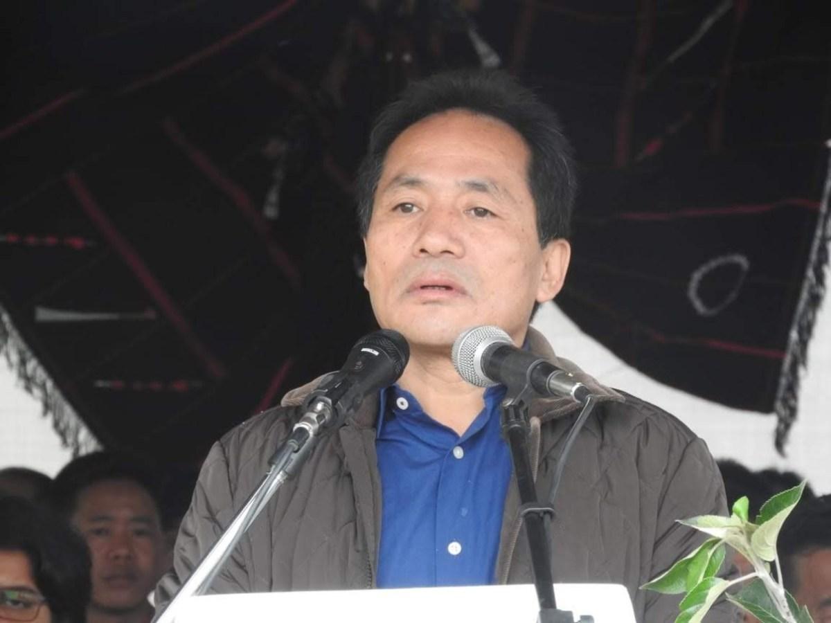 Nagaland legislator Toshi Wungtung passes away at 56