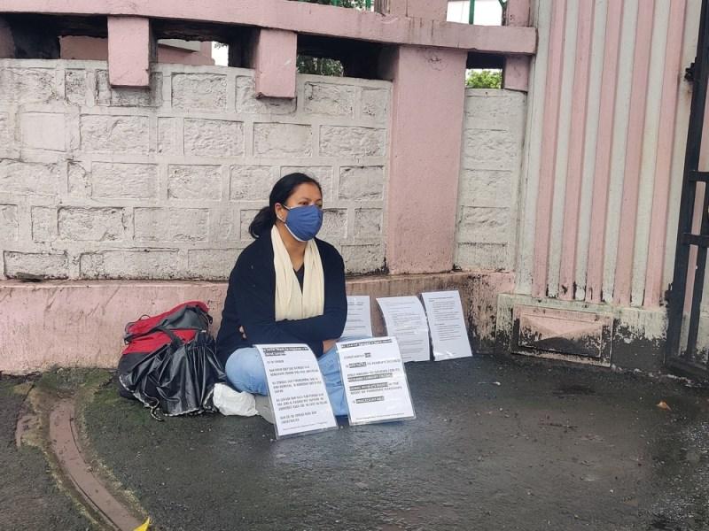 10 days on, Meghalaya activist Angela Rangad decides to suspend protest