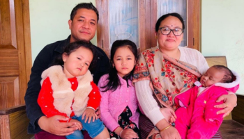 Watch: Manipur journalist reunites with family after HC order