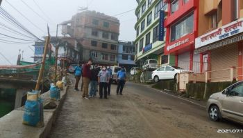 Cut off for over a month, Gangtok NH 10 to reopen tomorrow