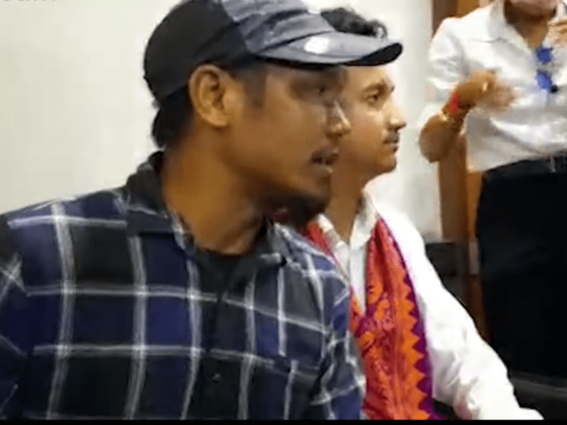 'Not surrendered,' says NLFB chief Batha after Assam CM's claims