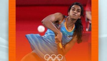 Sindhu enters semifinals at Tokyo Olympics