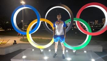 Sumit Nagal Olympics