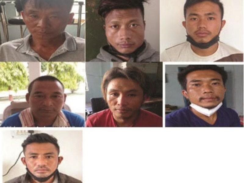 Nagaland: Chargesheet against 19 accused in Dimapur-Peren border killings