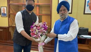 Arunachal: Union minister assures funds for Itanagar municipality