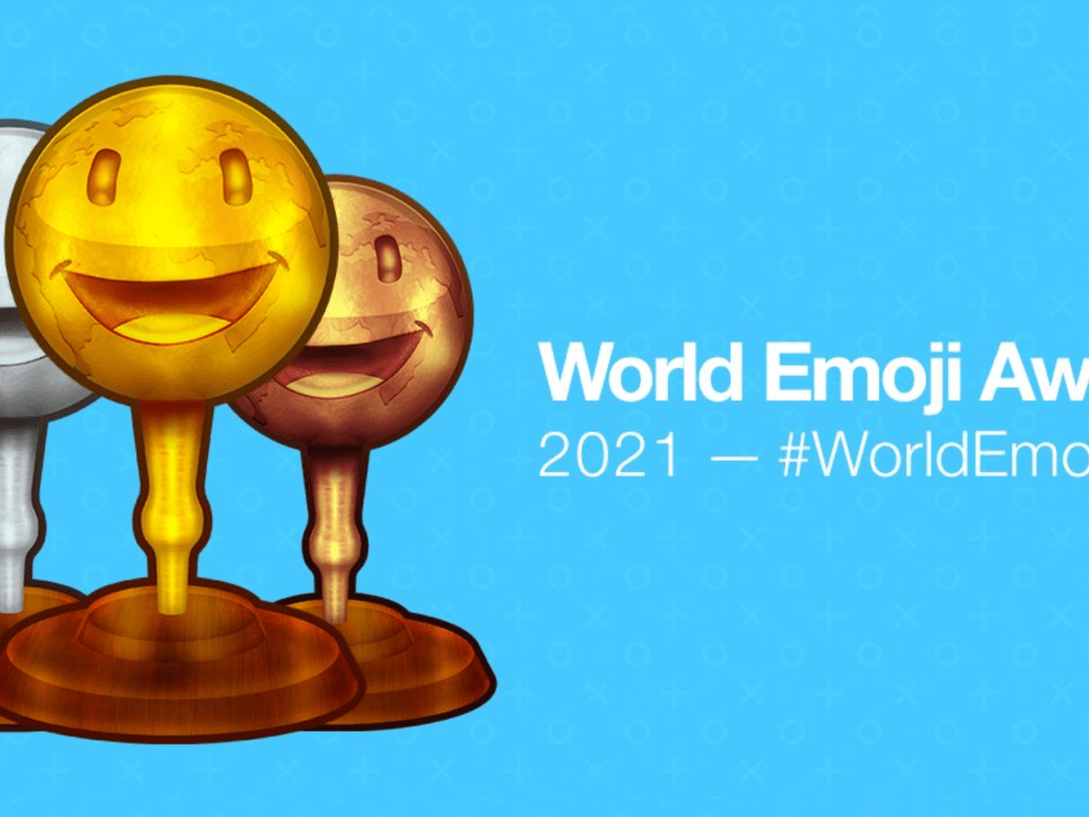 Winners of the World Emoji Awards 2021