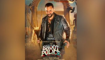 #boycottbhootpolice trends after Saif Ali Khan's 'Bhoot Police' poster release