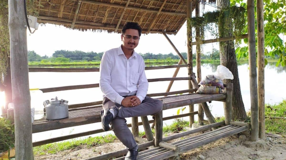 Assam's Bhrigu Borthakur is solving societal problems with modern solutions