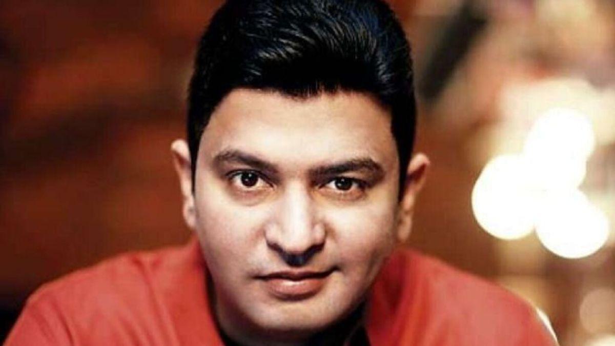 T-Series MD Bhushan Kumar booked for rape