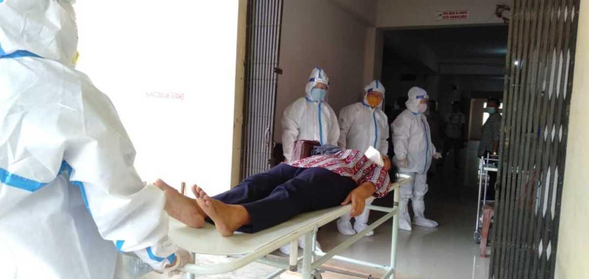 COVID-19 surge: Centre deploys multi-disciplinary team to Manipur