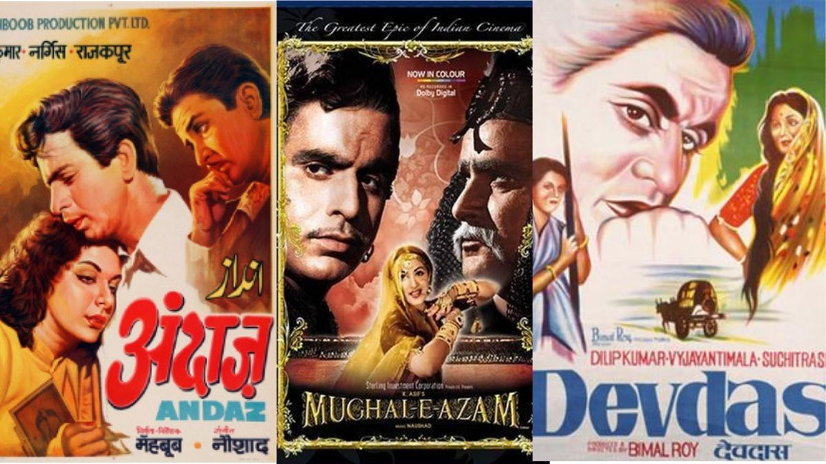 From 'Mughal-E-Azam' to 'Karma': Looking back at 10 Dilip Kumar classics