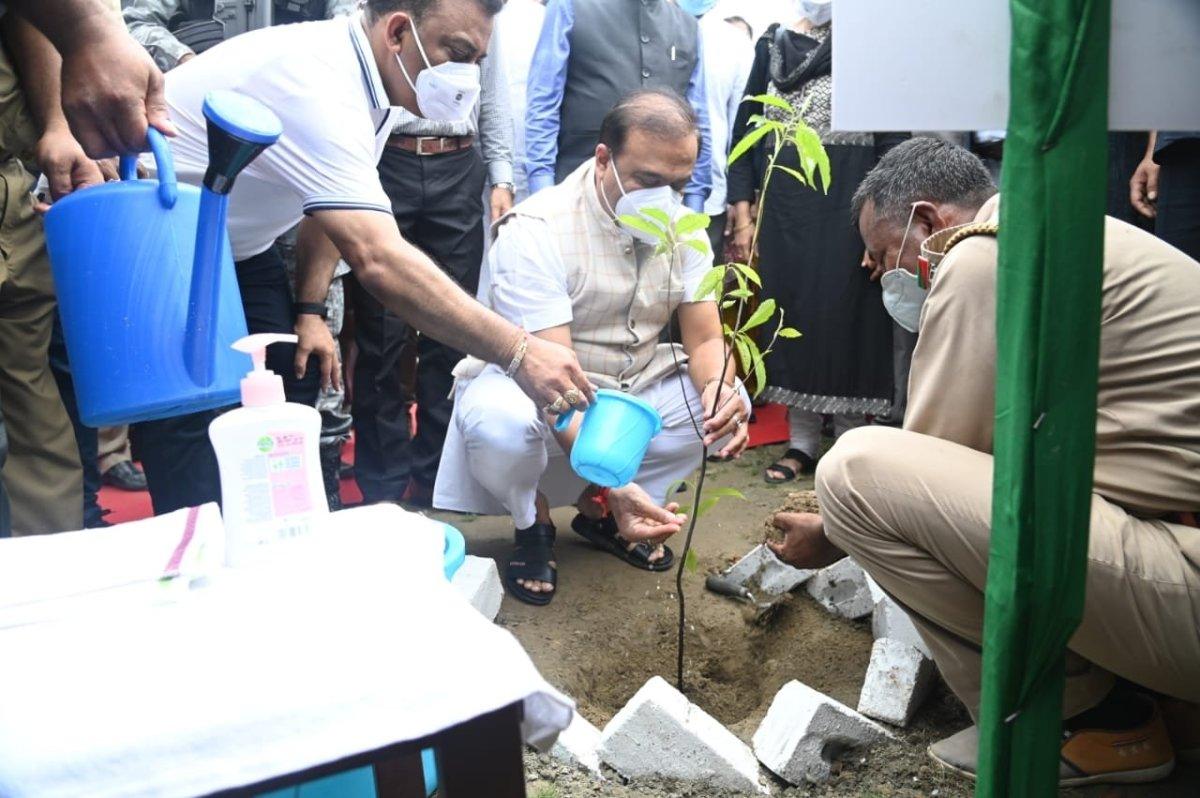 Major reforms in Assam forest department soon: CM Himanta Biswa Sarma