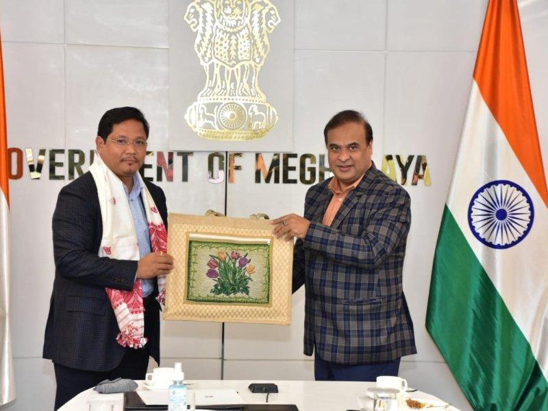Boundary row: Meghalaya-Assam CMs hold first official bilateral talks