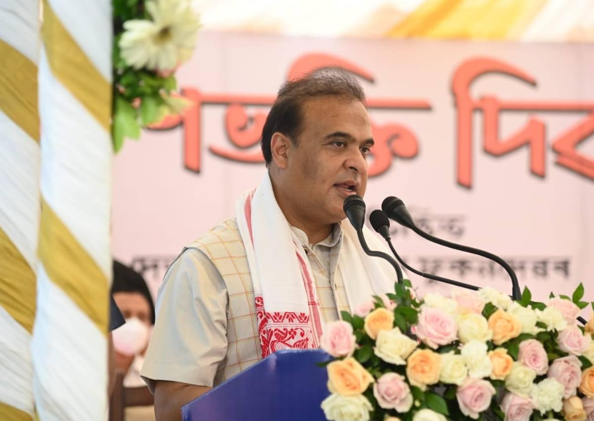 Assam CM withdraws case against Mizoram MP