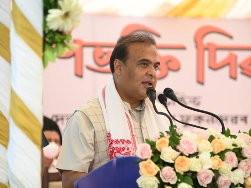 CM Sarma bats for increased use of green fuel