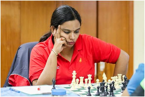 International Chess Day: Indian Chess grandmaster Subbaraman Vijayalakshmi