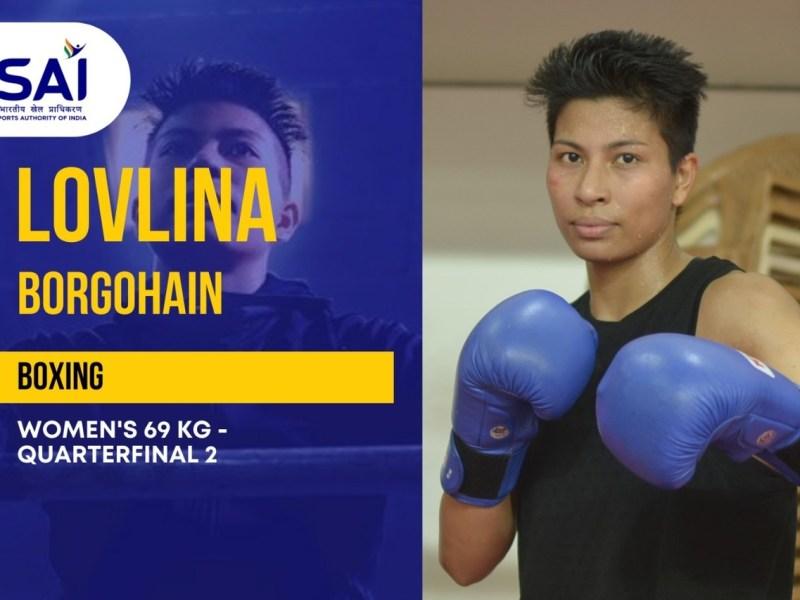 Tokyo Olympics: Twitter cheers Lovlina Borgohain on winning quarterfinals