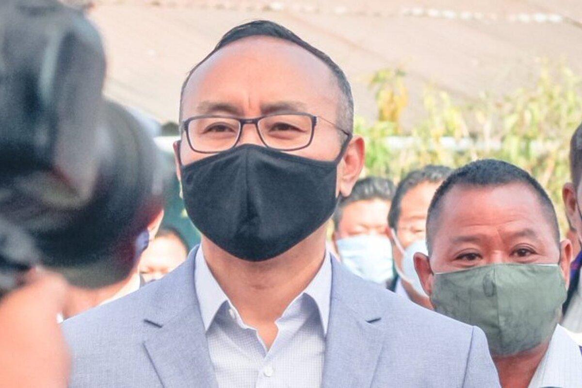 Nagaland legislator Mmhonlumo Kikon to release poetry book on Naga communities
