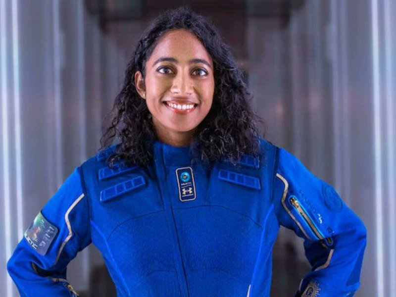 Life-changing experience to see Earth from Space: Astronaut Sirisha Bandla