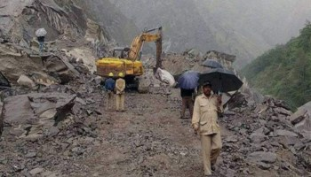 Himachal landslide