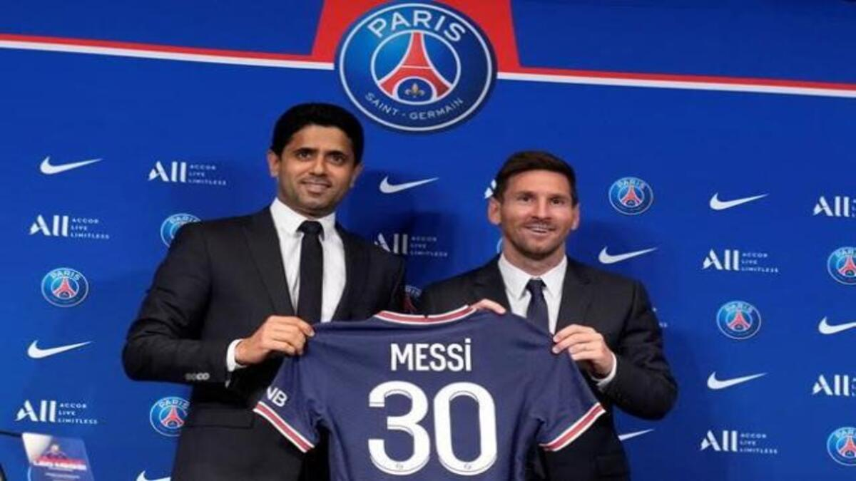Lionel Messi eyes Champions League trophy with PSG