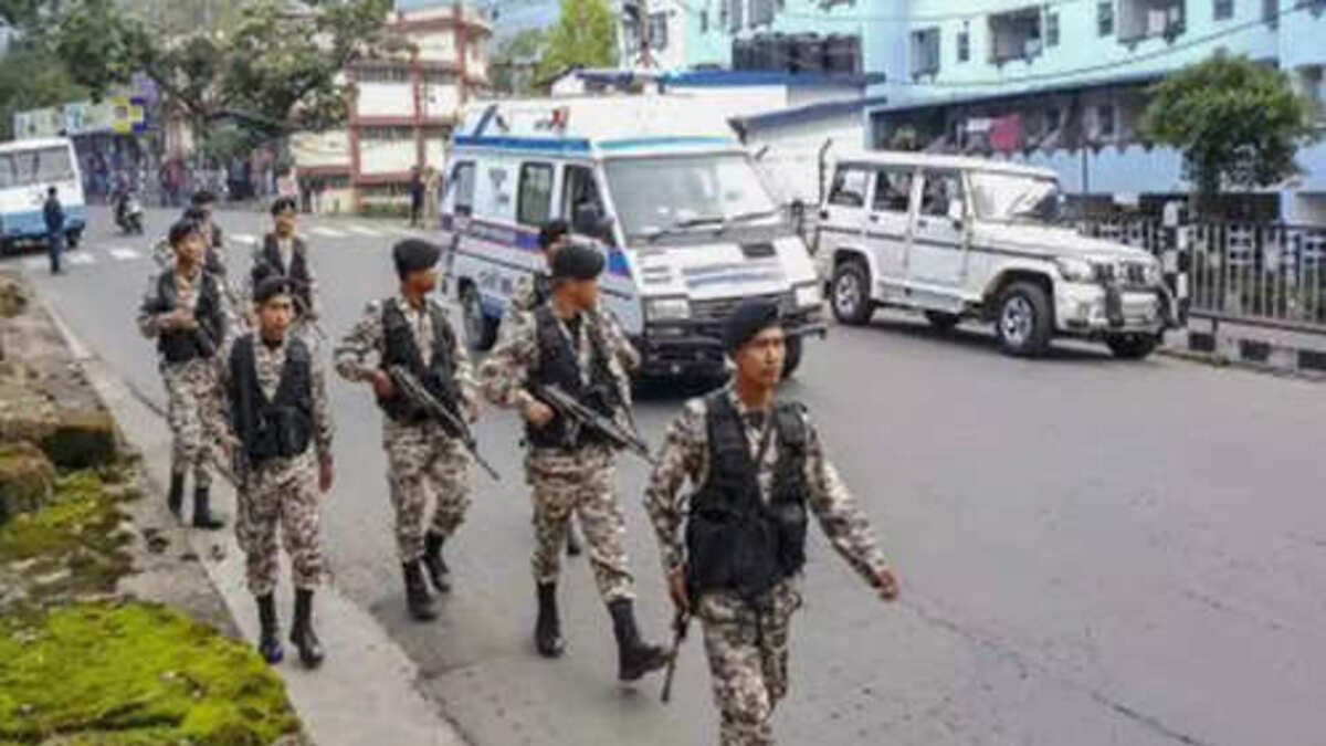 Meghalaya ex-HNLC militant's death: Curfew lifted in Shillong for 12 hours