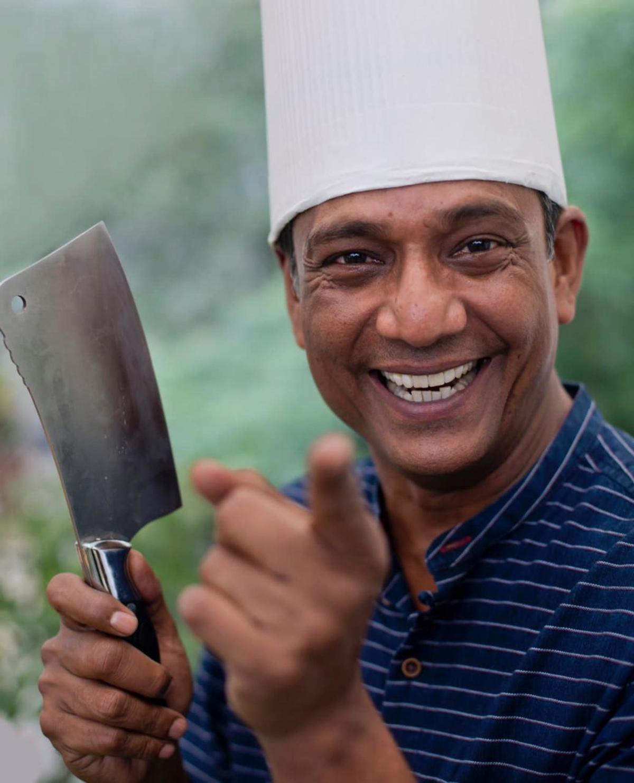 Adil Hussain Sikkim