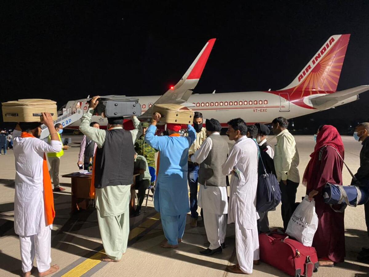 Operation Devi Shakti: Name of India's evacuation mission from Afghanistan