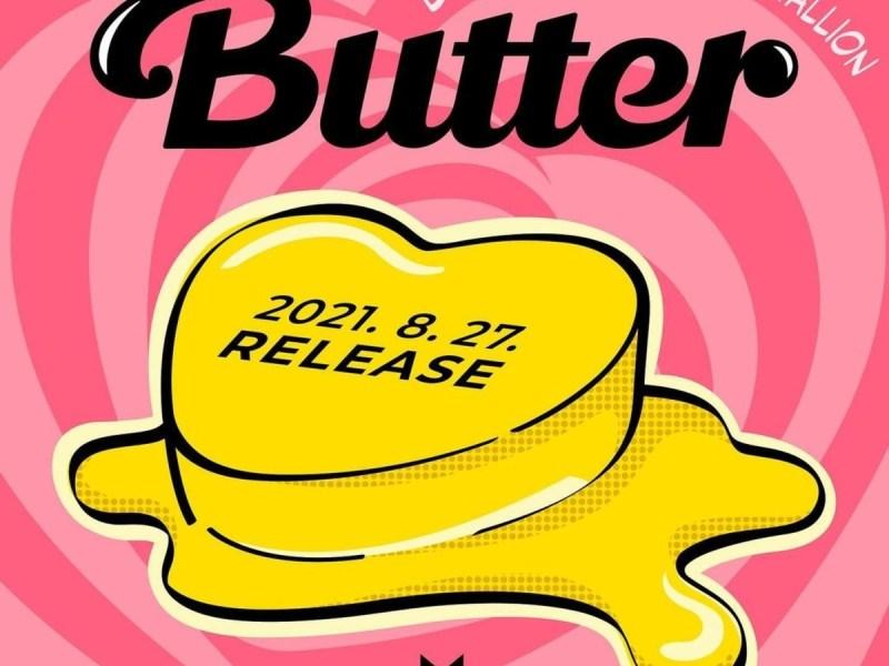 BTS Butter Megan Remix