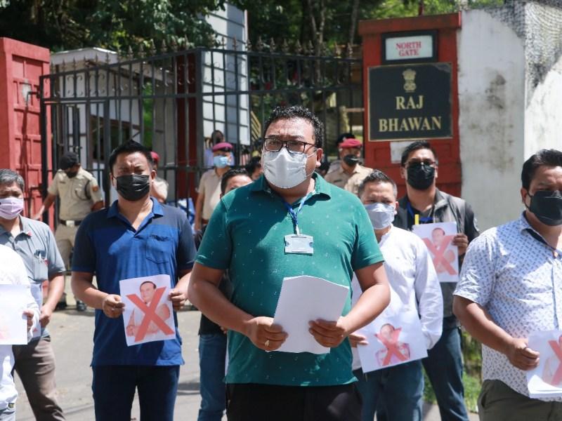 Boundary row: Mizoram Youth Congress seeks President's intervention