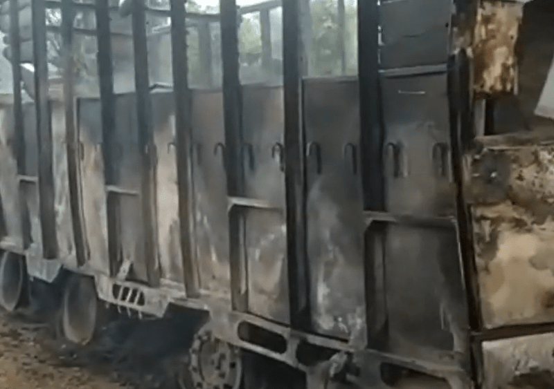 Dalmia militant attack