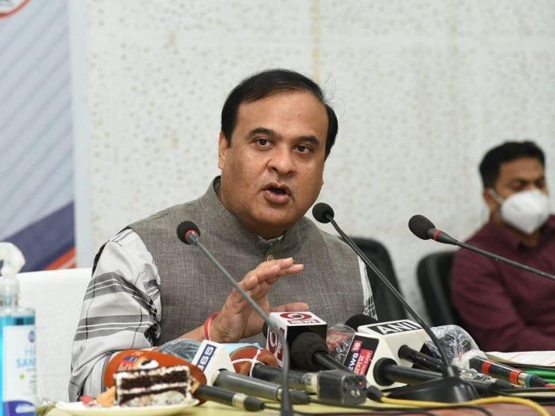 Assam CM focuses on roadmap for growth