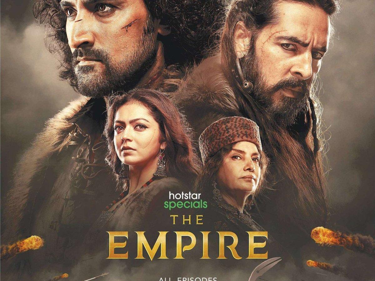The Empire Hotstar Web Show