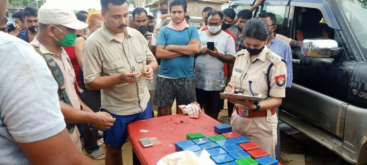 Assam: Heroin worth Rs 1 crore seized in Karbi Anglong, 2 arrested