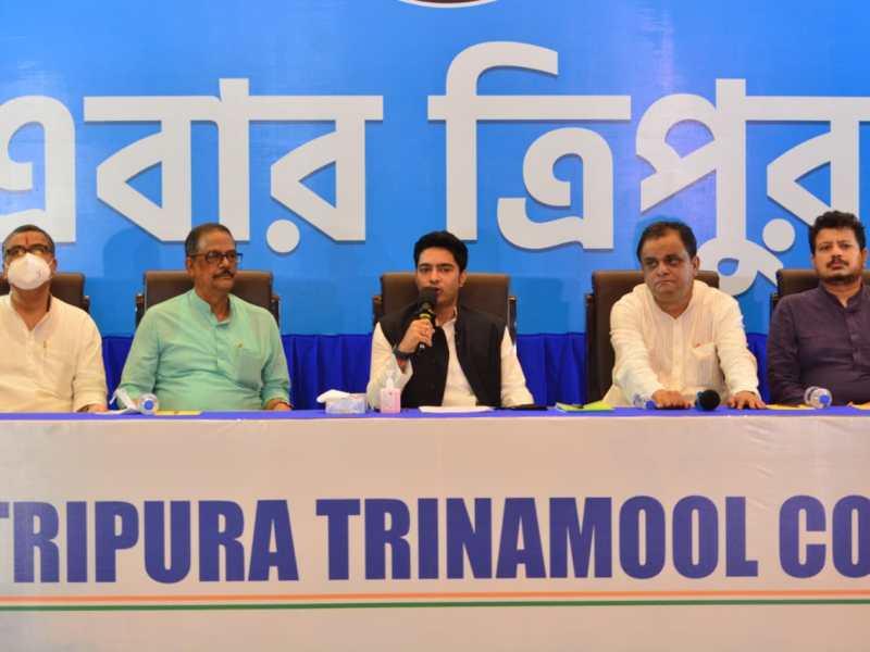 We're confident of forming govt in Tripura in 2023: TMC leader Abhishek Banerjee