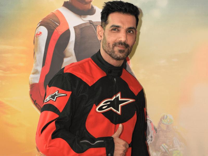 John Abraham announced as the brand ambassador for MotoGP India