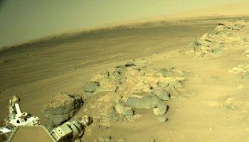 NASA Mars Perseverence Rover